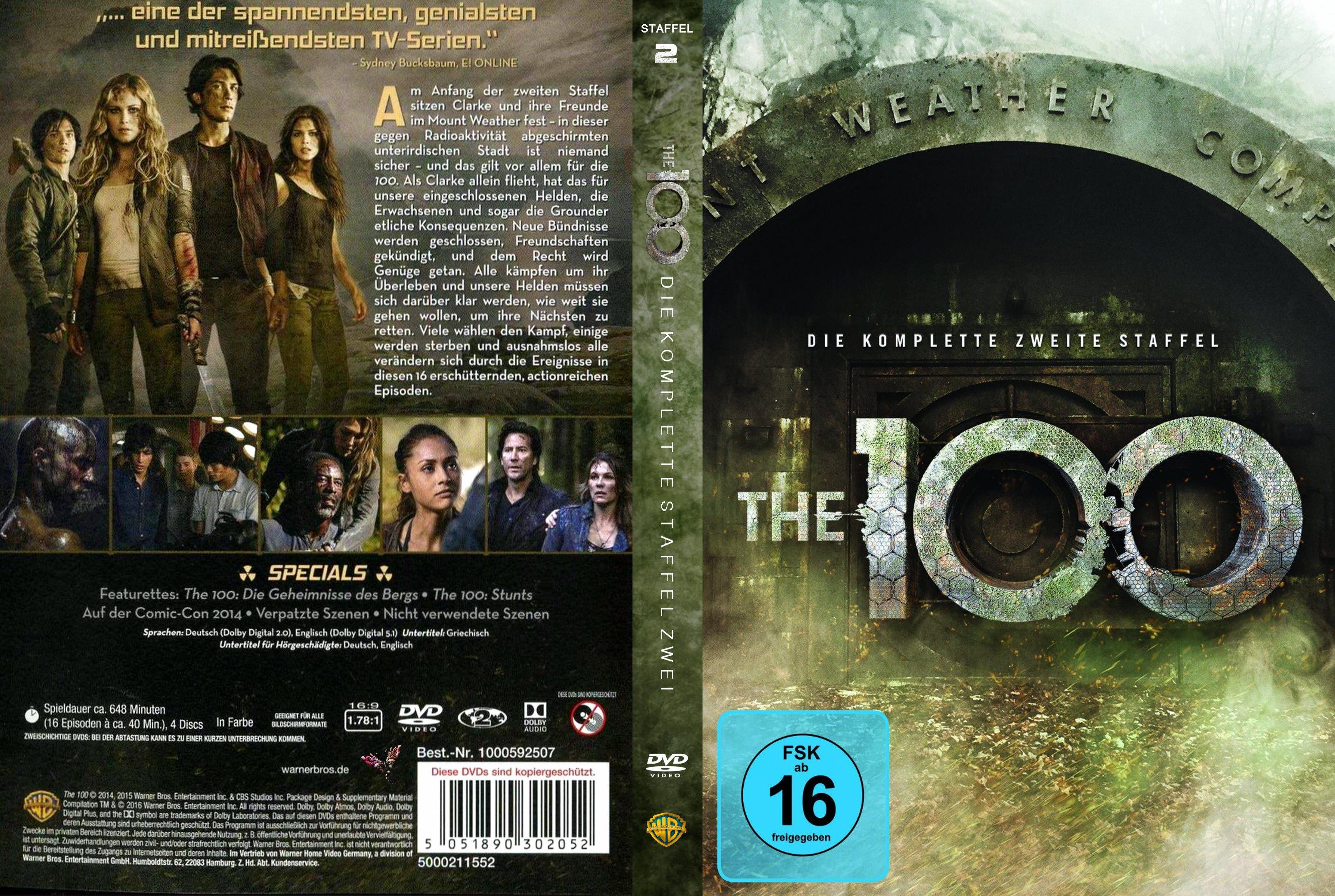 The 100 Staffel 2 Deutsch