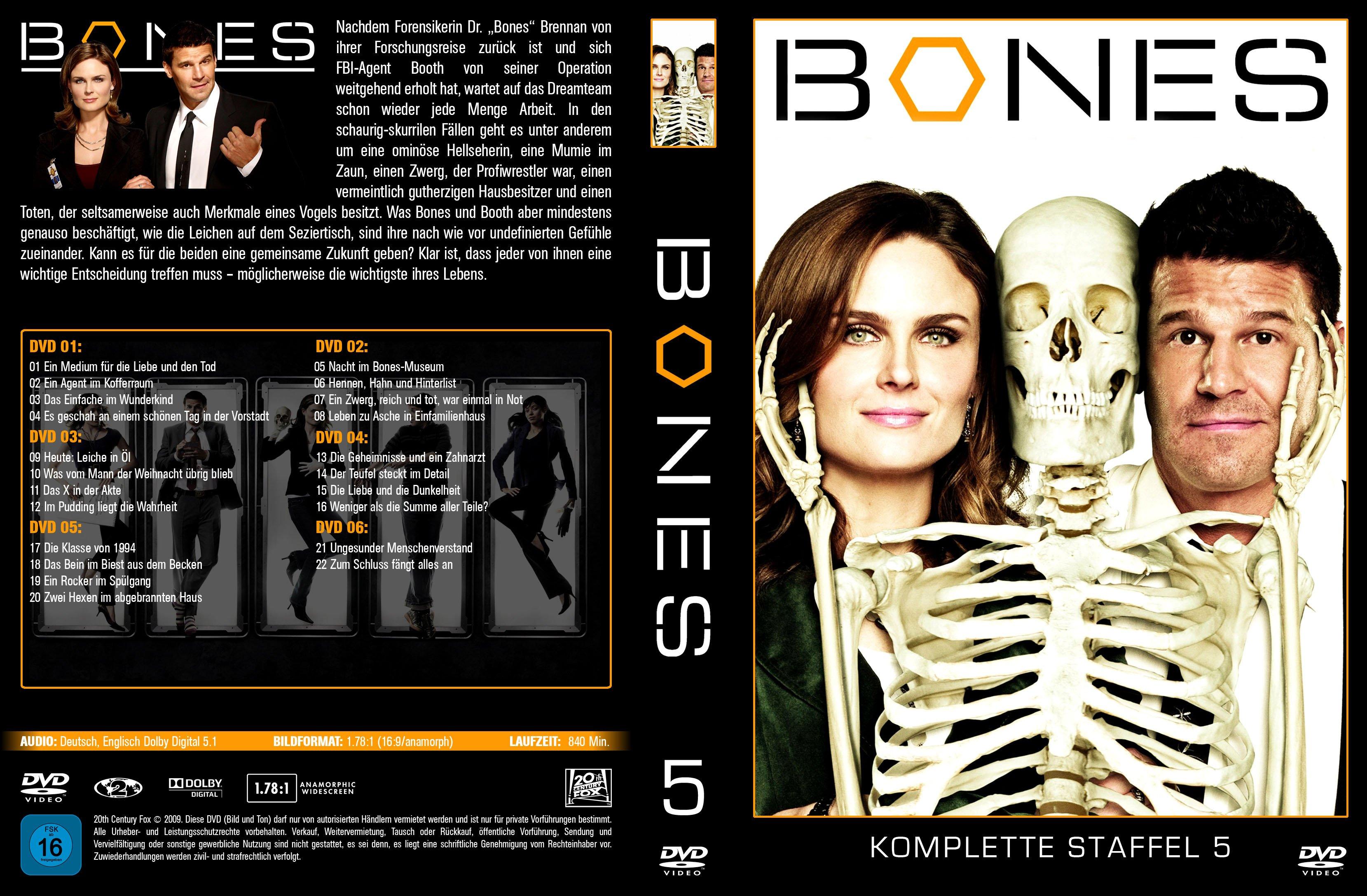 Bones Staffel 7