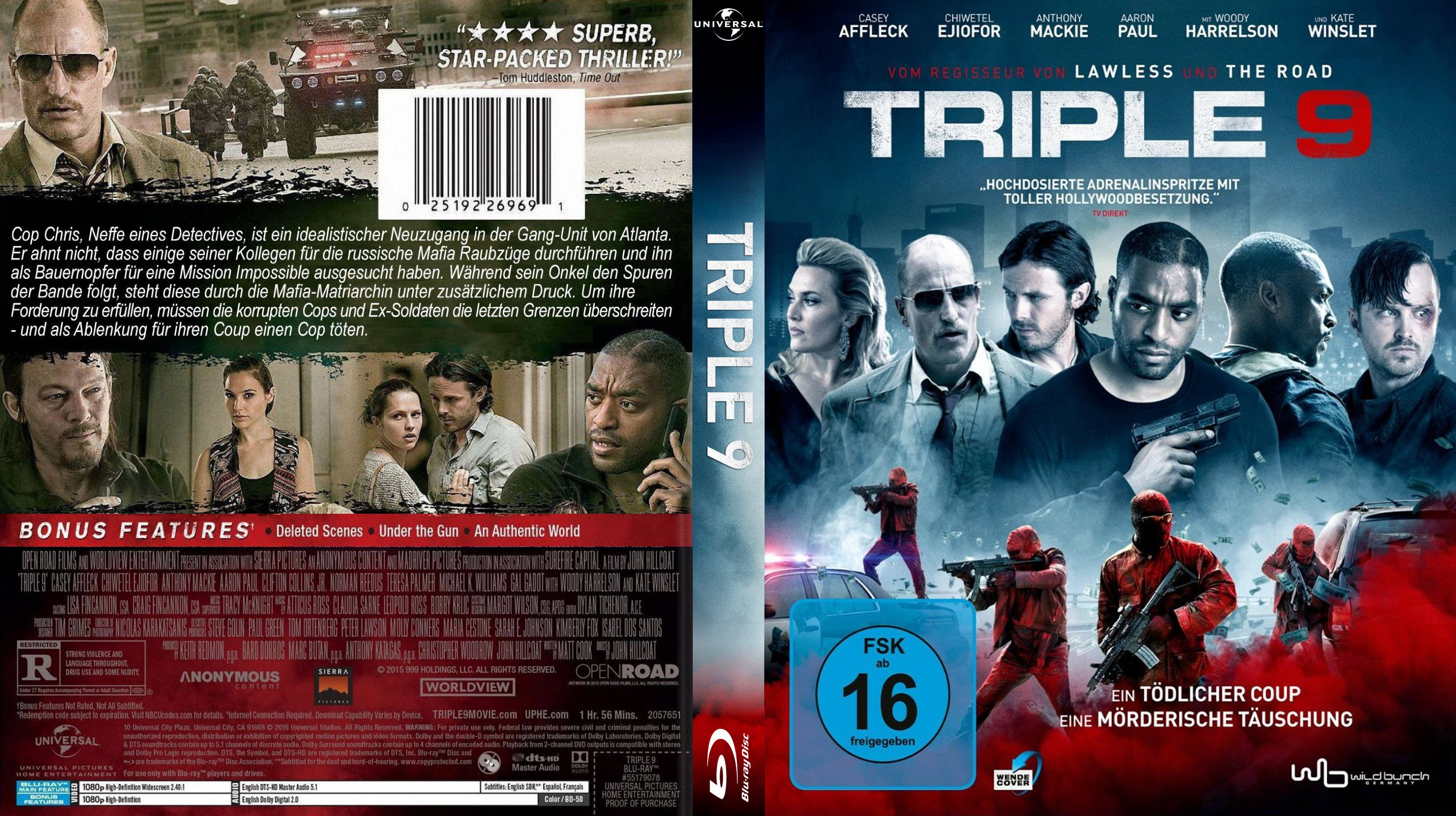 Triple 9 Stream German