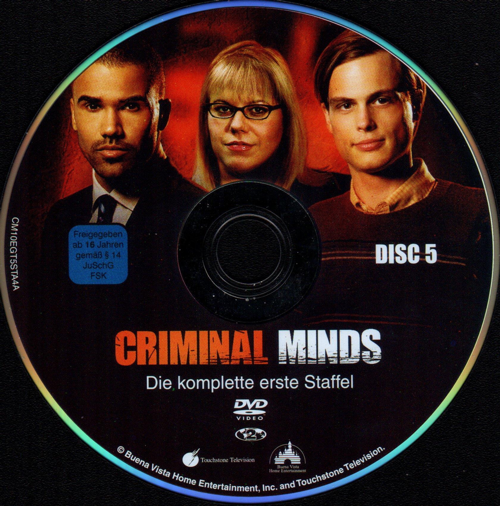 Criminal Minds Staffel 1