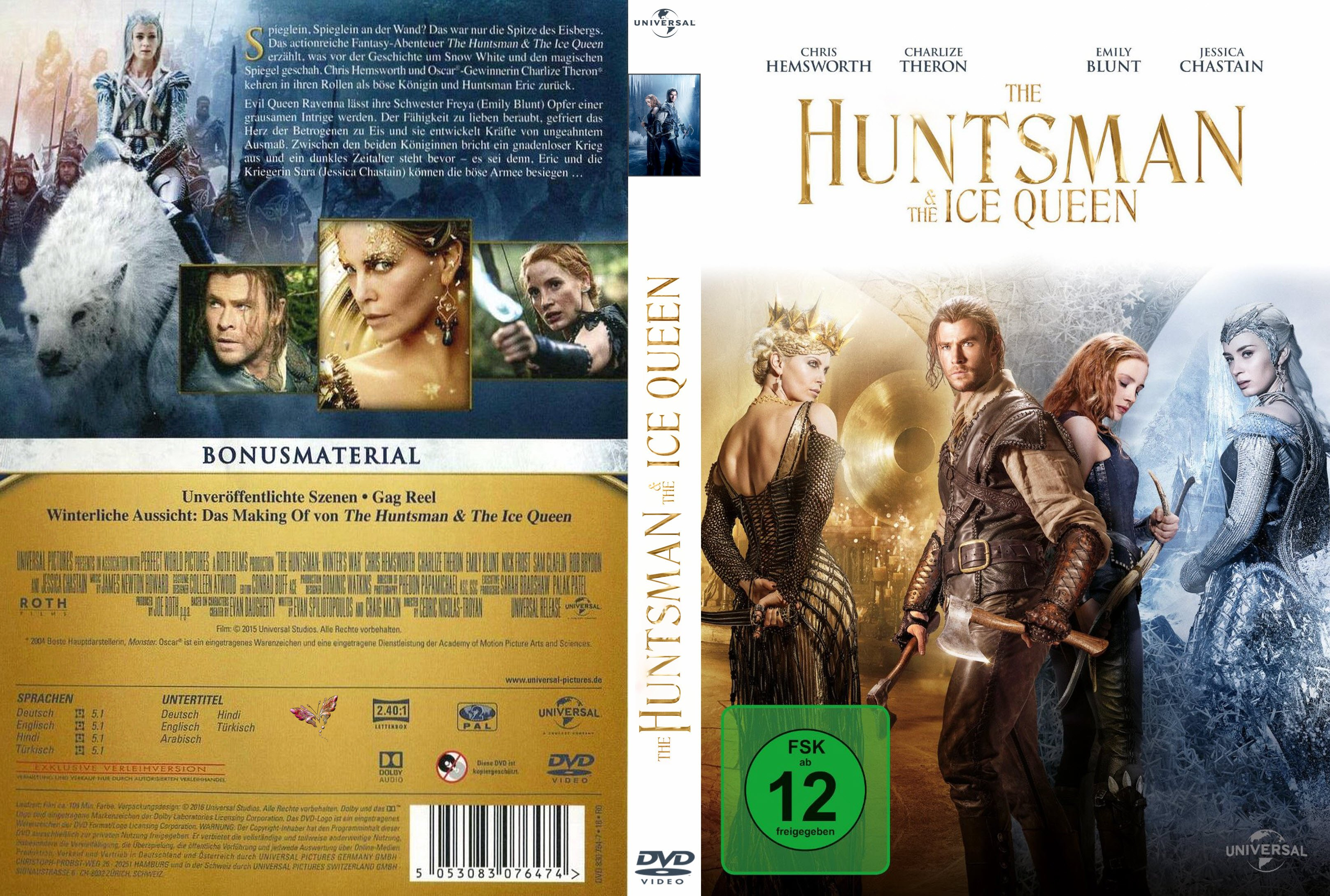 Soundtrack Huntsman And The Ice Queen