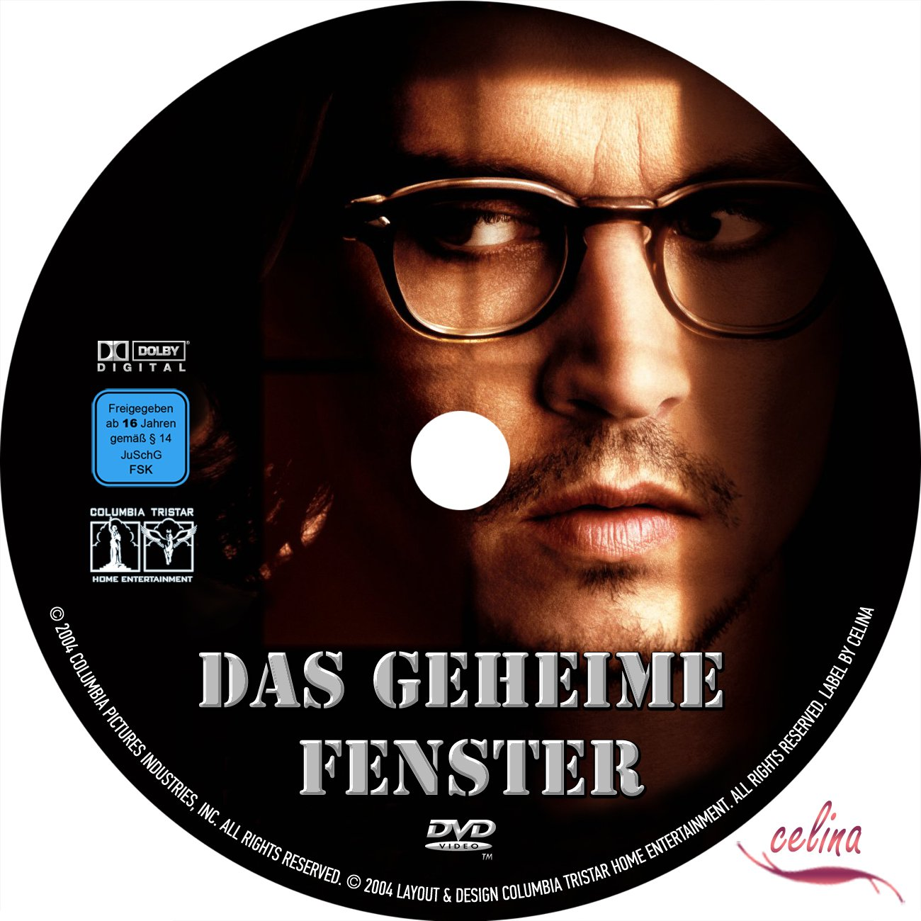 Das Geheime Fenster German Dvd Covers