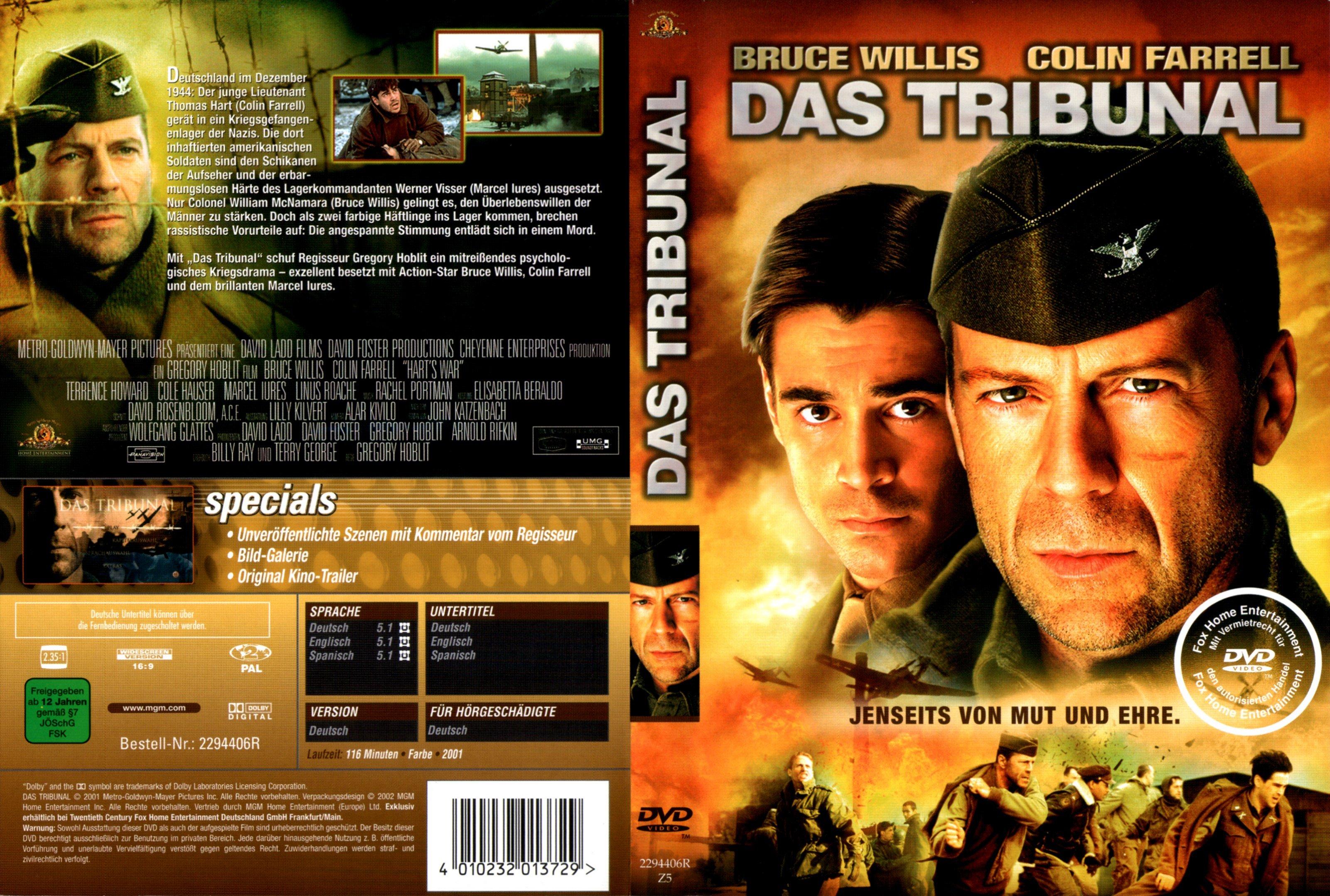 Das Tribunal Film