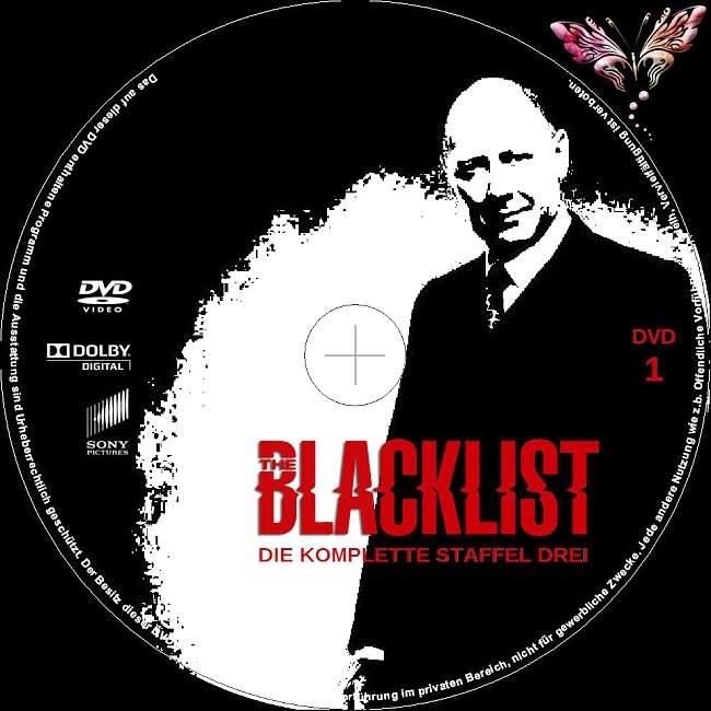 blacklist staffel 3