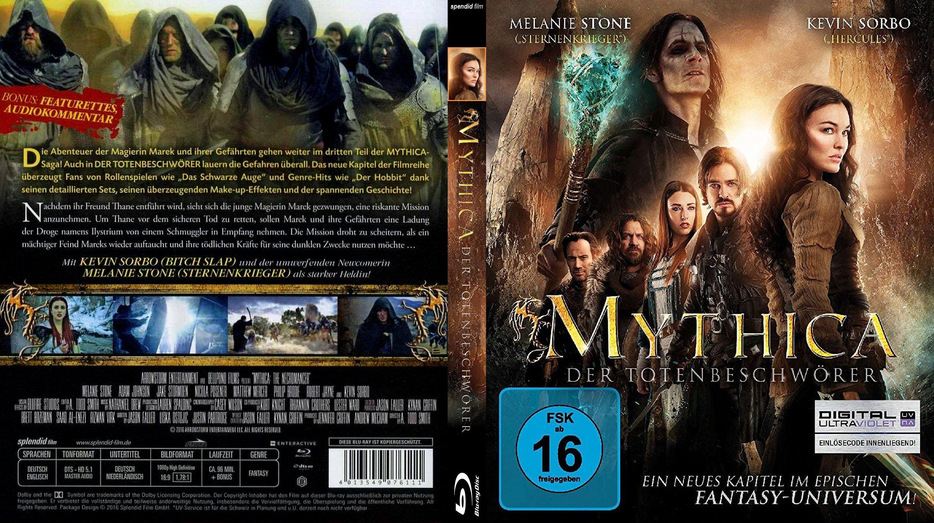 Mythica 3 Deutsch
