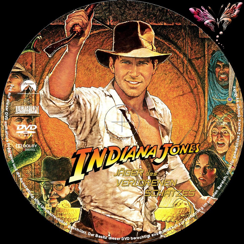 Indiana Jones Jäger Des Verlorenen Schatzes