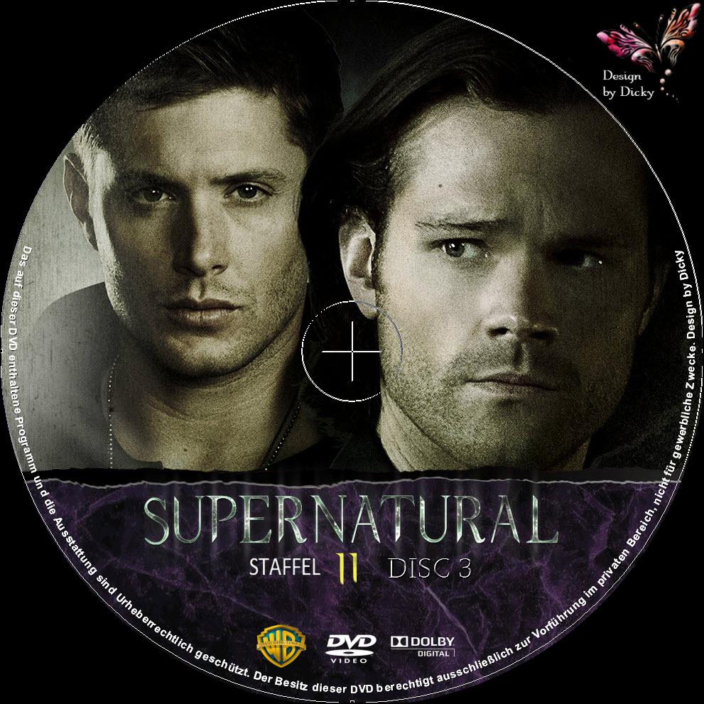 Staffel 11 Supernatural Deutsch