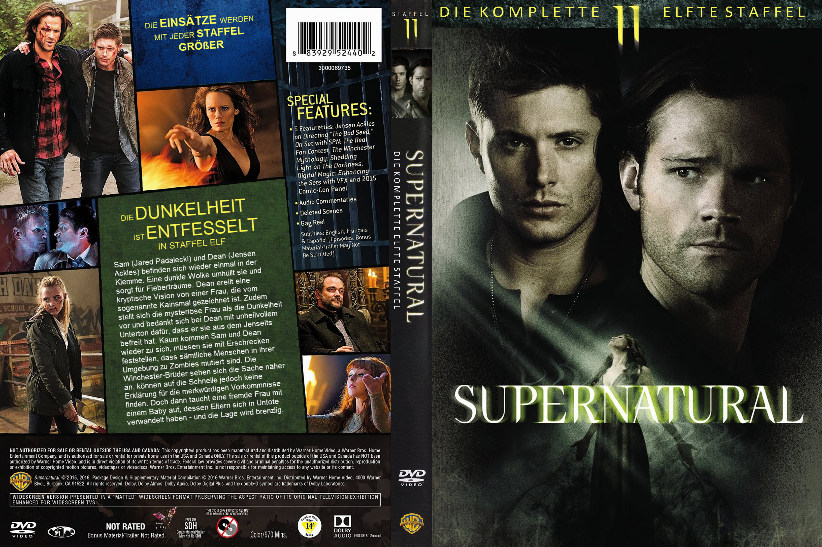 supernatural staffel 11 german sub