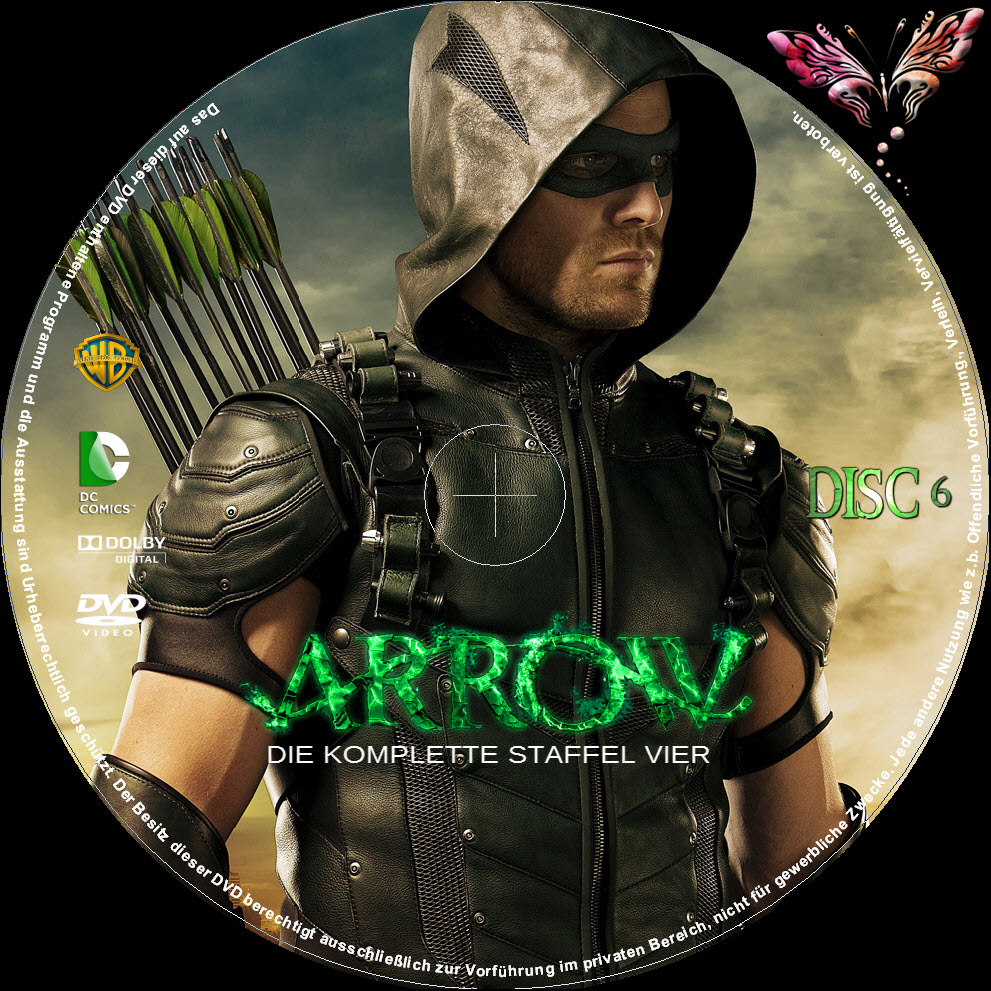 Arrow Staffel 4 Bs