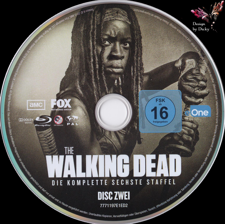 The Walking Dead Staffel6