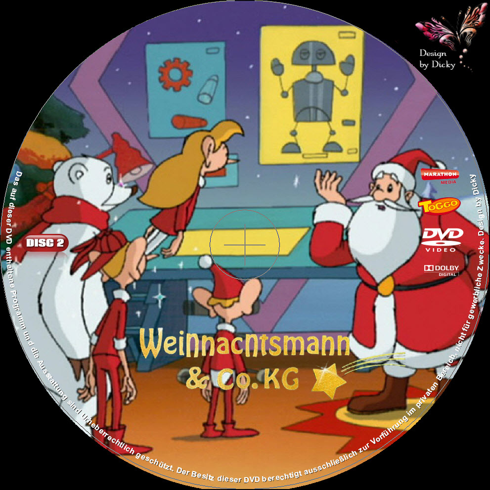 weihnachtsmann co kg german dvd covers. Black Bedroom Furniture Sets. Home Design Ideas