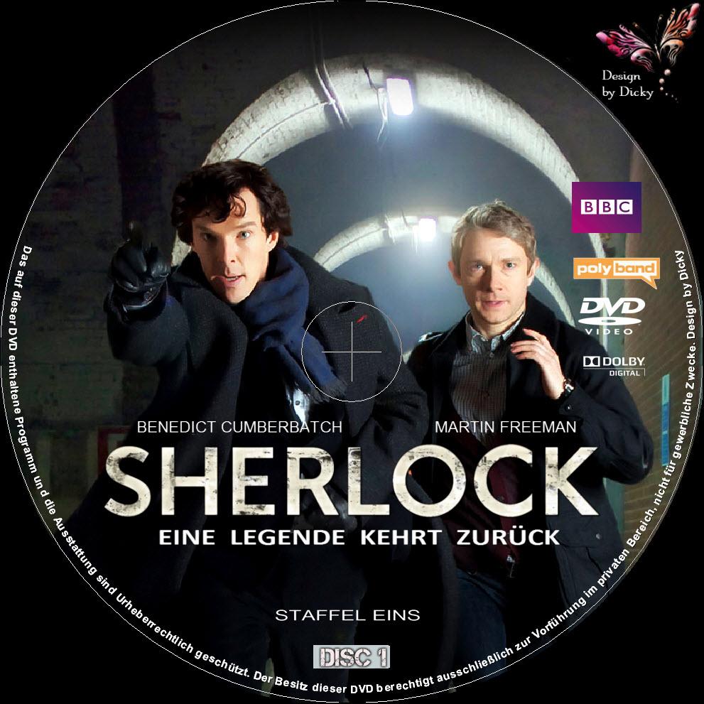 Sherlock 1. Staffel