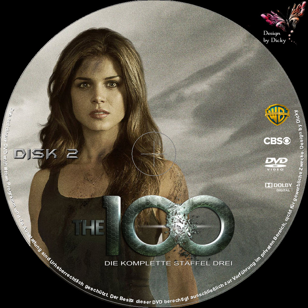 The 100 Staffel 3 German
