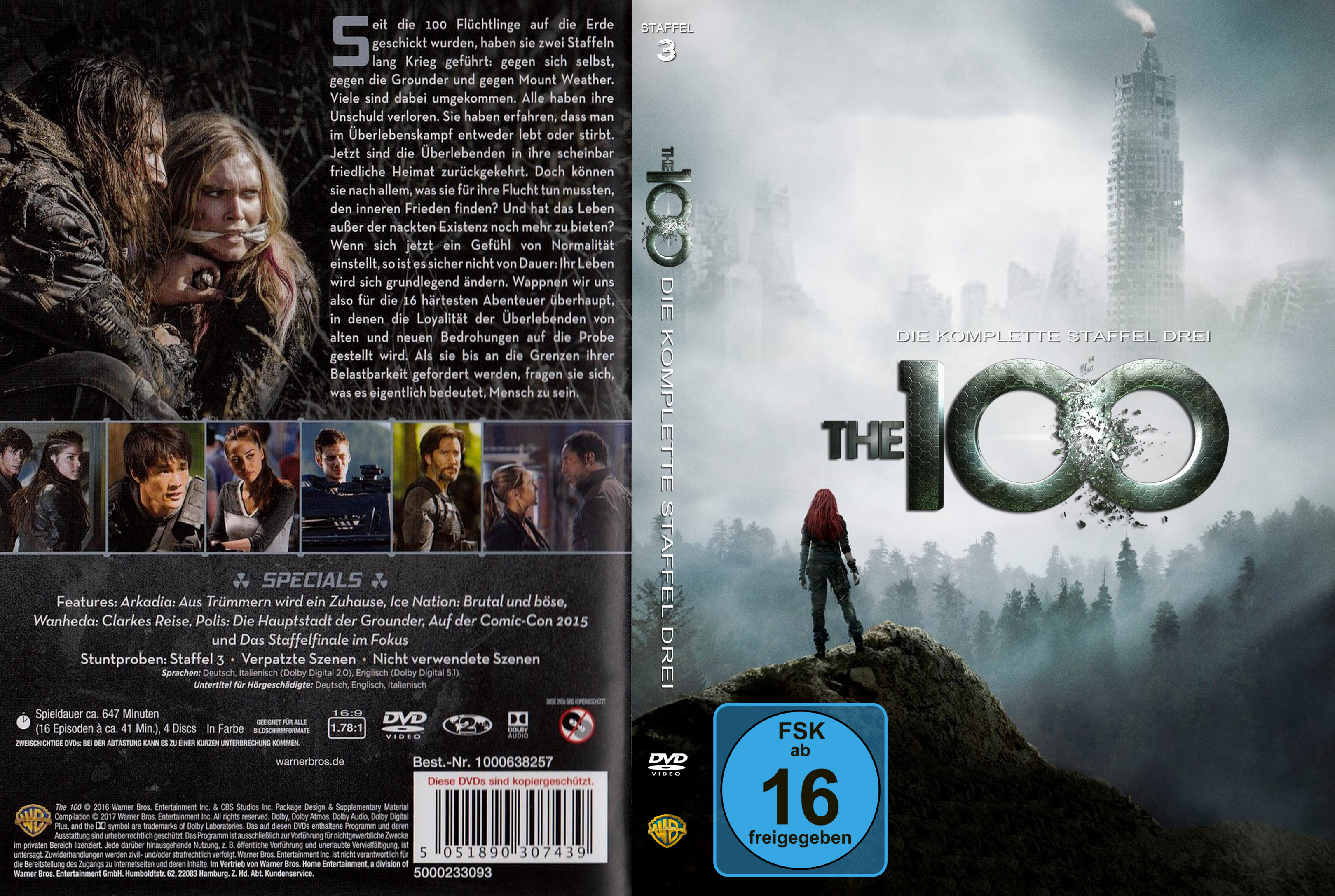 the 100 staffel 3
