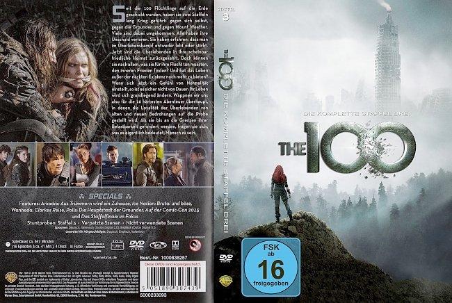 The 100 Staffel 3 Deutsch