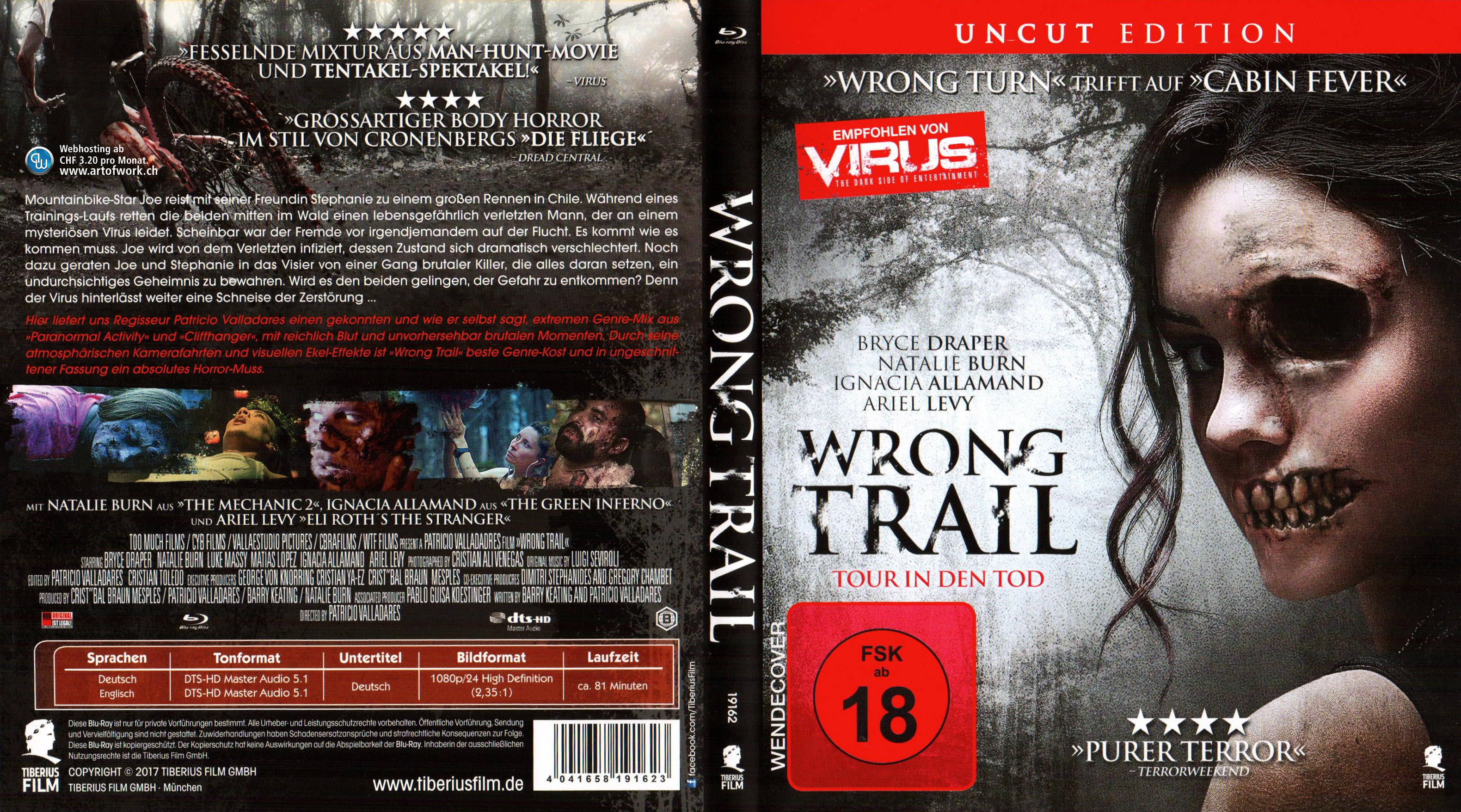 wrong trail - tour in den tod