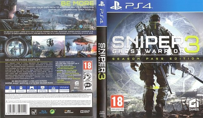 Ps4 Spiele Covers