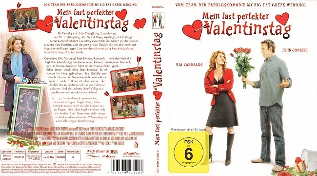 Mein fast perfekter Valentinstag Blu ray Deutsch blu ray cover german