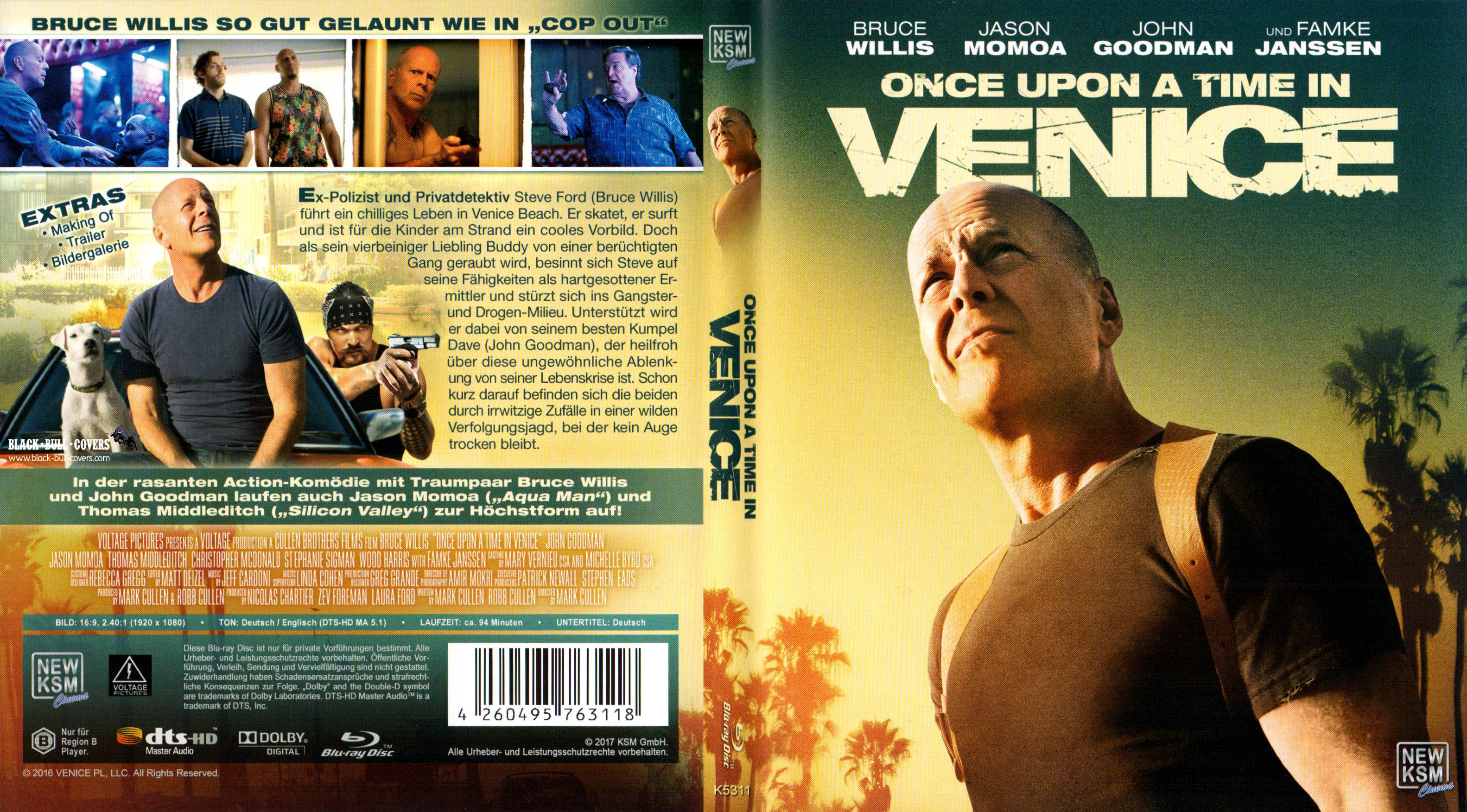 Once Upon A Time In Venice Deutsch
