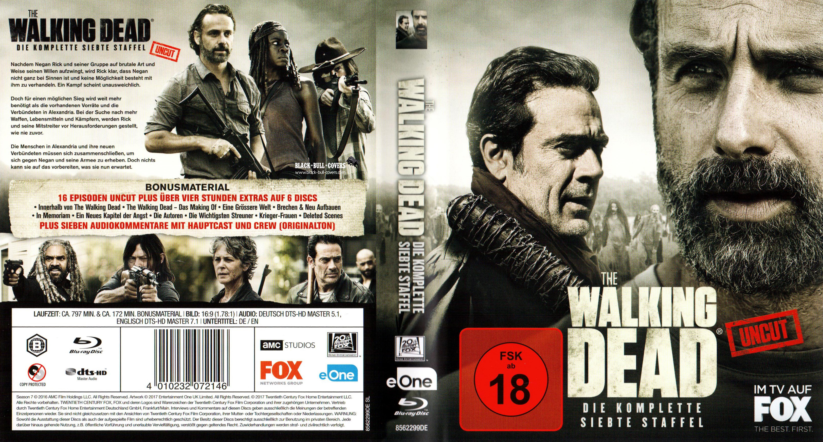The Walking Dead Staffel 7?