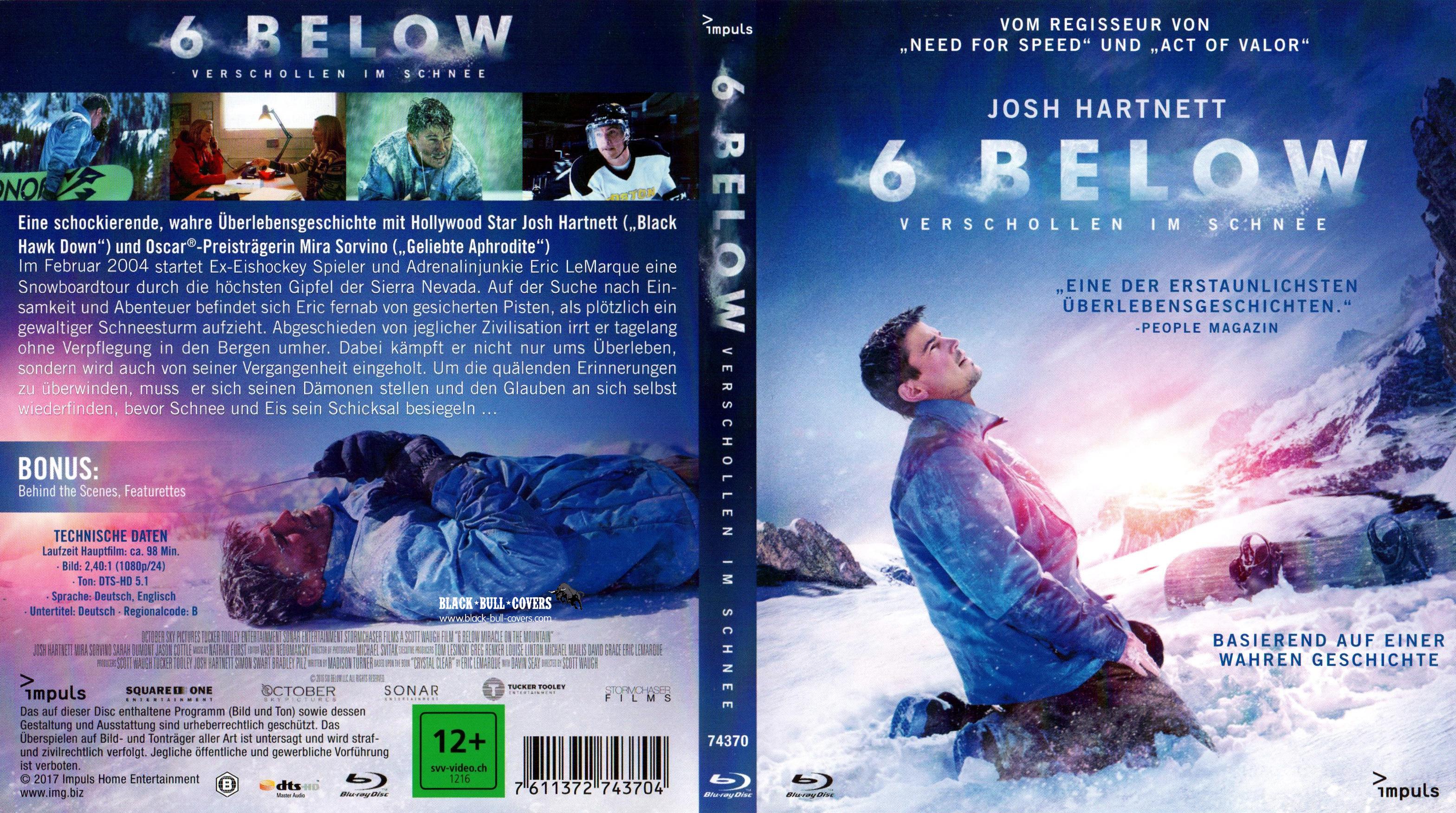 6 Below Deutsch