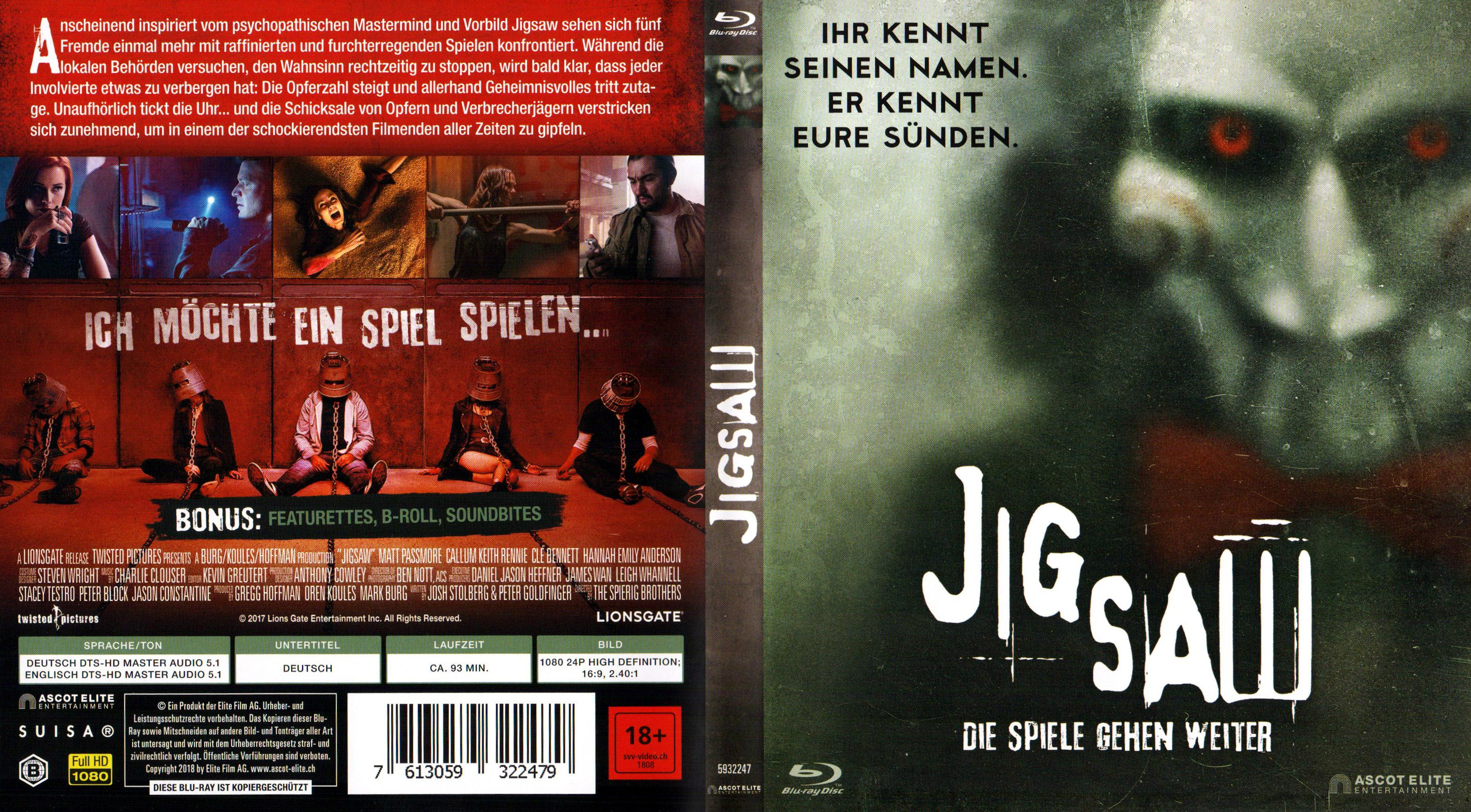 Jigsaw Deutsch