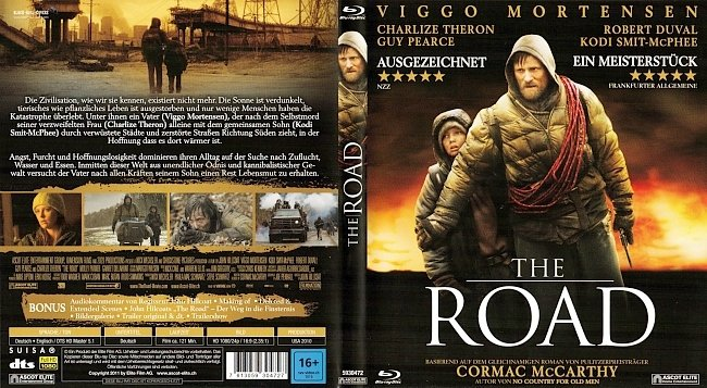 The_Road_Cover_Viggo_Mortensen german blu ray cover