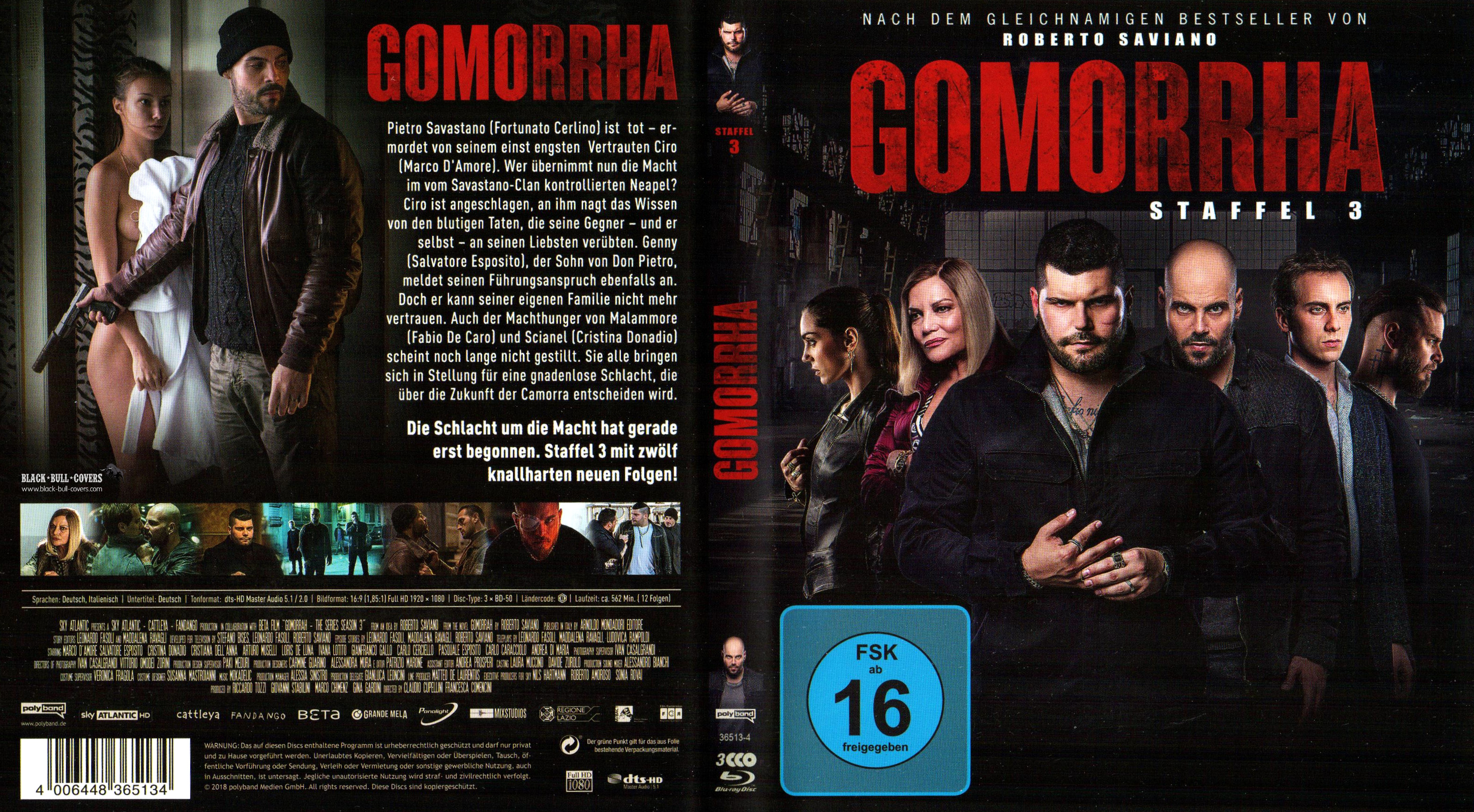 gomorrha staffel 3 season 3 s03 cover german deutsch german blu ray cover german dvd covers. Black Bedroom Furniture Sets. Home Design Ideas