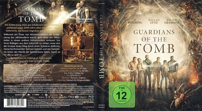 Guardians_of_the_Tomb_Blu ray_Cover_Deutsch_German german blu ray cover