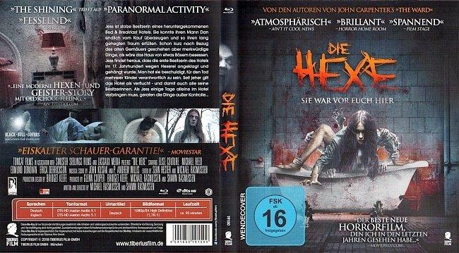 Die Hexe Sie war vor euch hier Blu ray Cover Deutsch German german blu ray cover