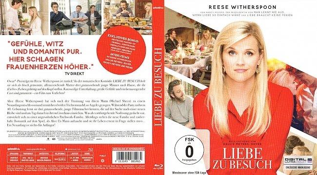 Liebe zu Besuch Home Again Cover Blu ray Deutsch German german blu ray cover