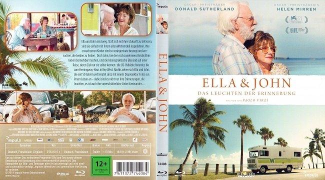 Ella und John Cover Blu ray Deutsch German german blu ray cover