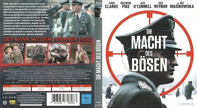 Blu Ray Covers