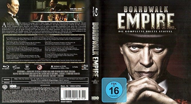 Boardwalk Empire Staffel 3 Season 3 S03 Cover Deutsch German Blu ray 01 german blu ray cover