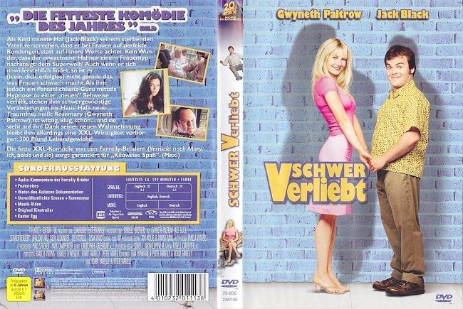 Schwer verliebt dvd cover german