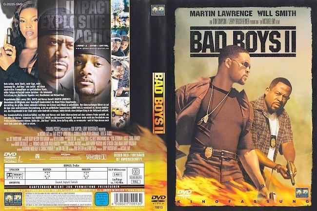 Bad Boys 2 DVD-Cover deutsch