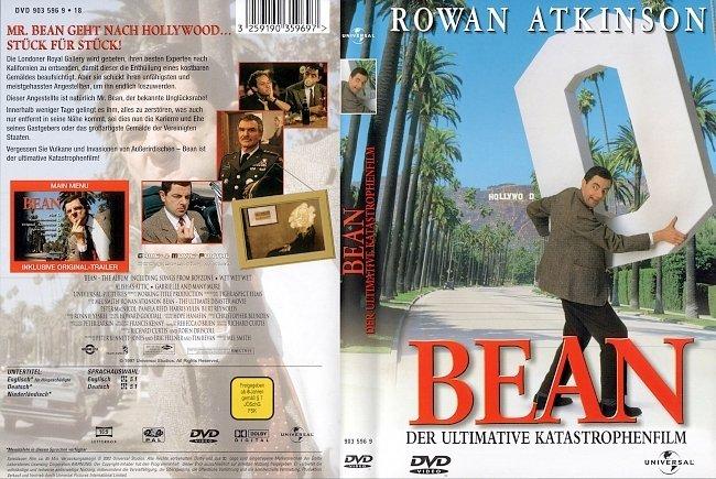 Bean der Katastrophenfilm DVD-Cover deutsch