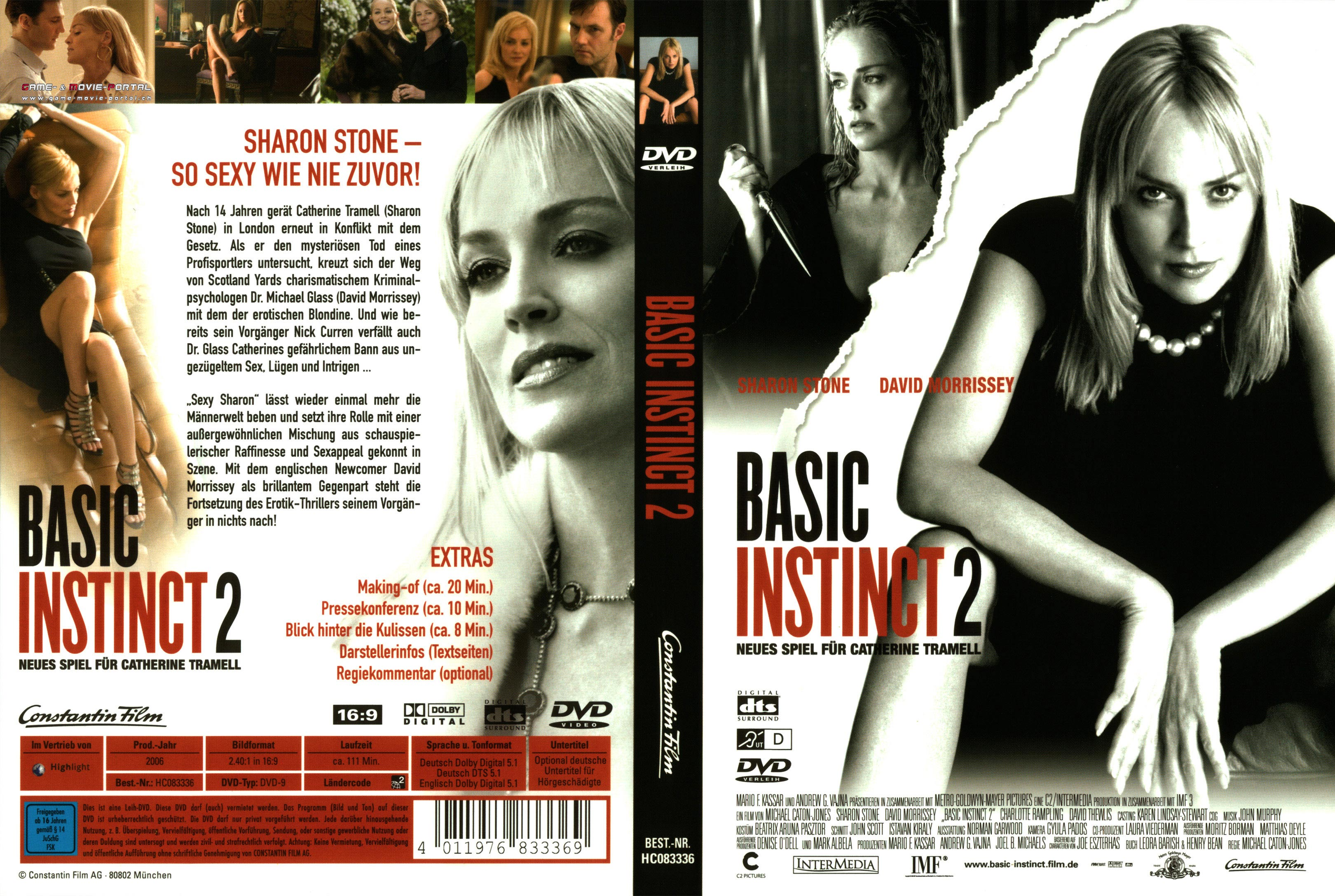 Instinkt Film Deutsch