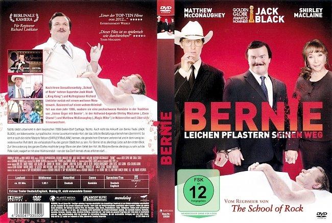 Bernie Leichen pflastern seinen Weg DVD-Cover deutsch