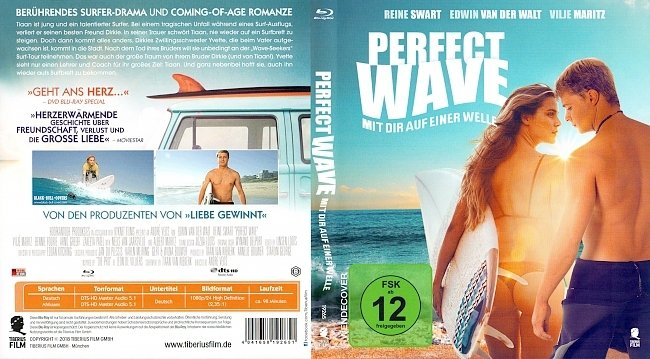 Perfect Wave Blu ray Cover Deutsch german blu ray cover