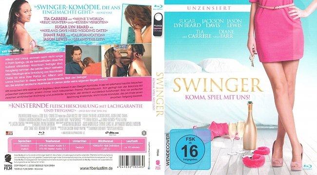Swinger Komm Spiel mit uns Cover Deutsch German german blu ray cover