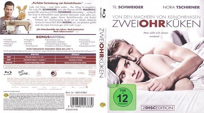 Zweiohrkueken Til Schweiger german blu ray cover