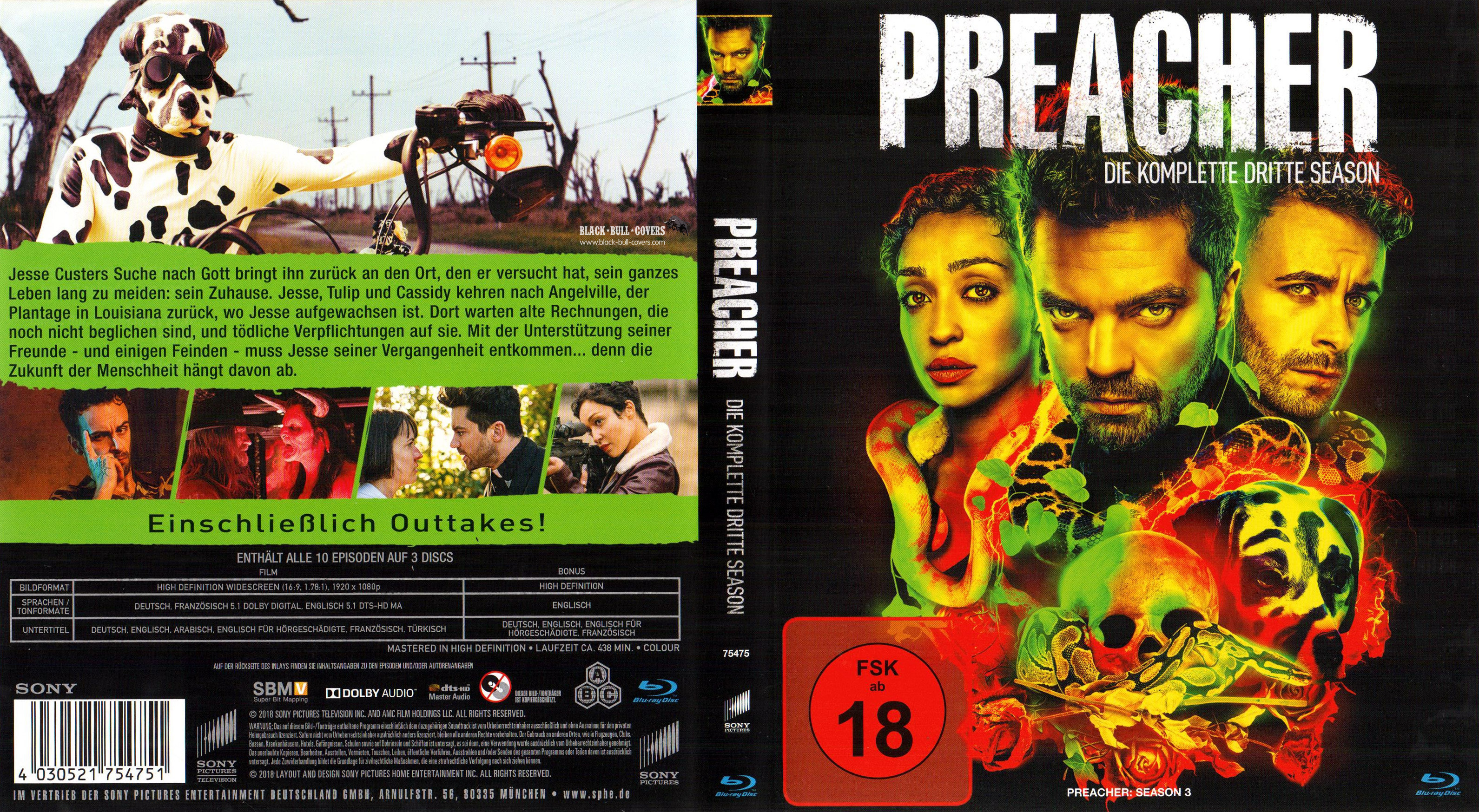 the preacher staffel 3