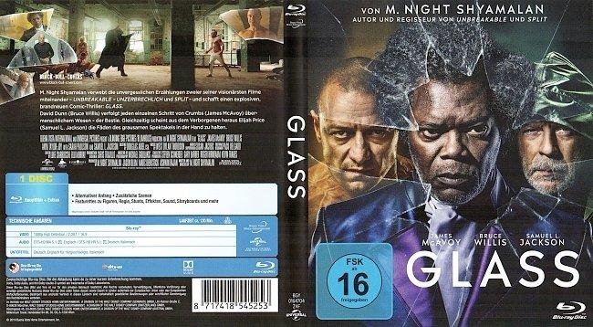 Glass Cover Blu ray Deutsch german blu ray cover