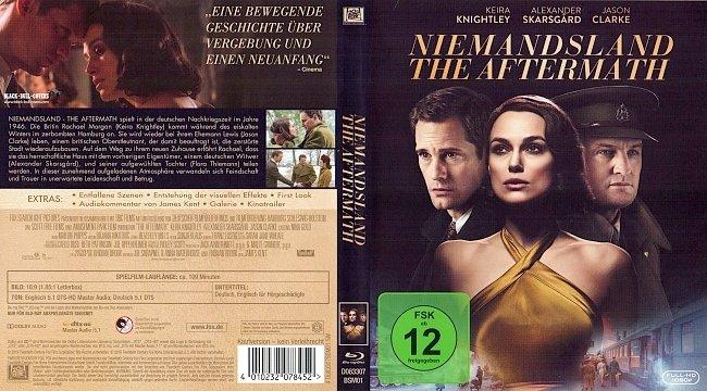 Game Movie Portal Filmkritiken Wettbewerbe Reviews Covers Niemandsland The Aftermath Blu ray blu ray cover german