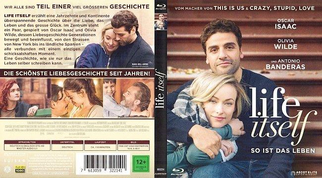 Life Itself So ist das Leben Cover Deutsch German Bluray german blu ray cover