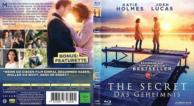The Secret Das Geheimnis Blu ray Cover German Deutsch german blu ray cover